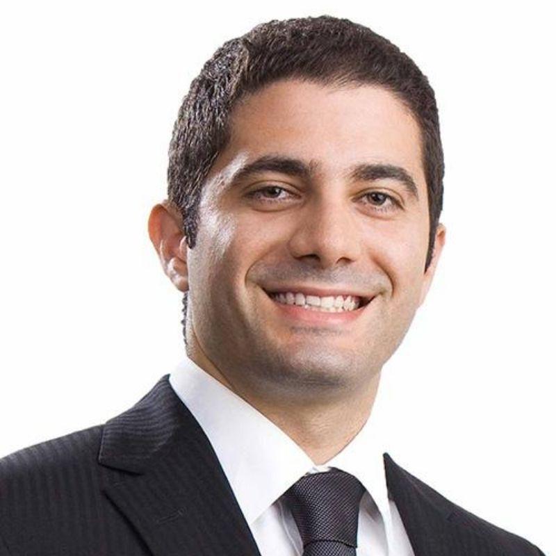 Dorian Sarkissian - Vice President