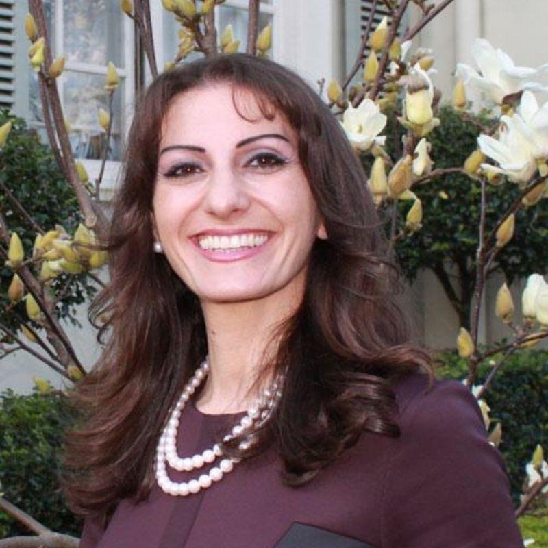 Paula Nicolas - President