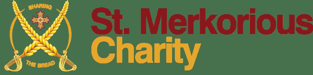 St Merkorious Charity Logo