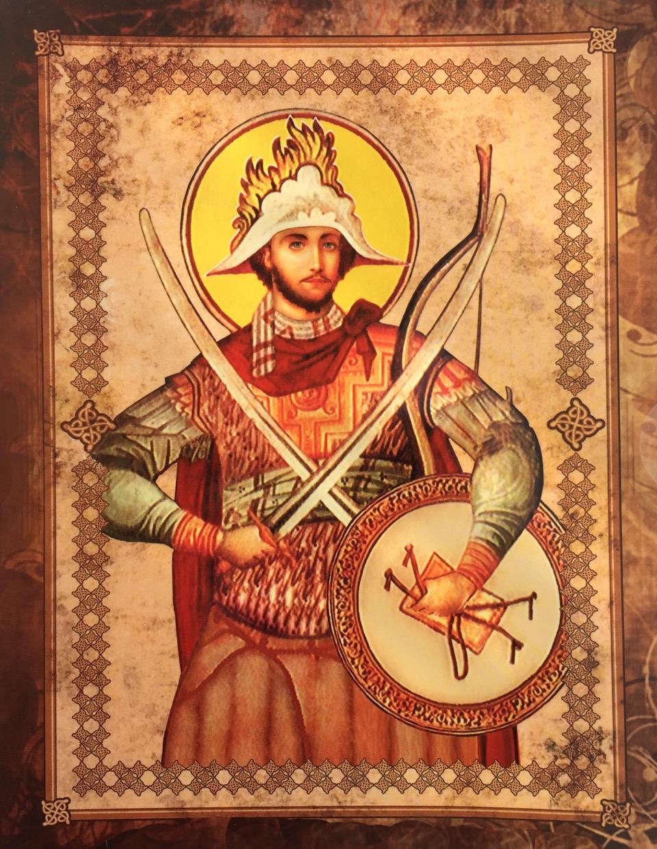 St Merkorious The Saint